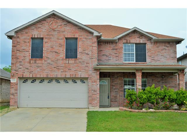 Photo of 4153 Fossile Butte Drive  Fort Worth  TX