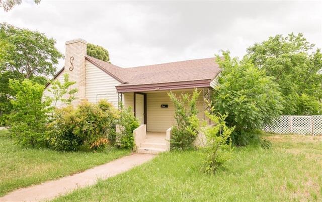 Photo of 1641 Swenson Street  Abilene  TX