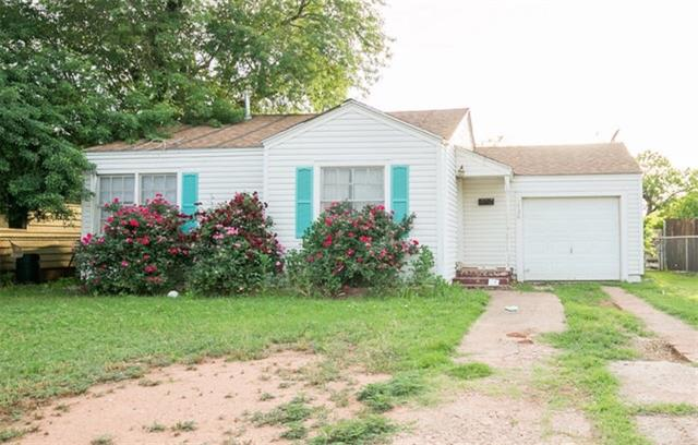 Photo of 1726 Shelton Street  Abilene  TX