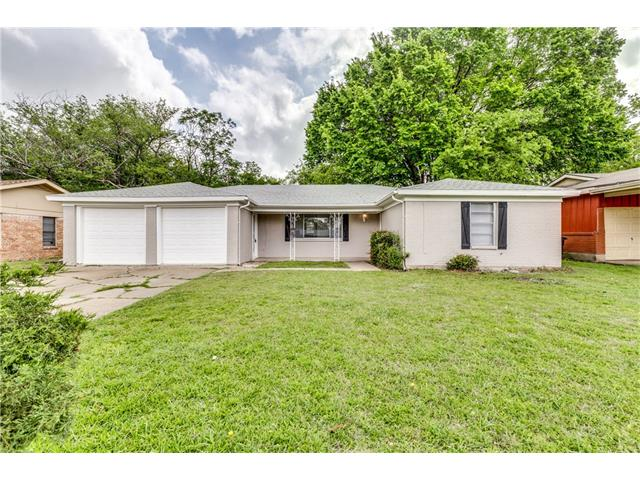 Photo of 3540 Reeves Street  North Richland Hills  TX