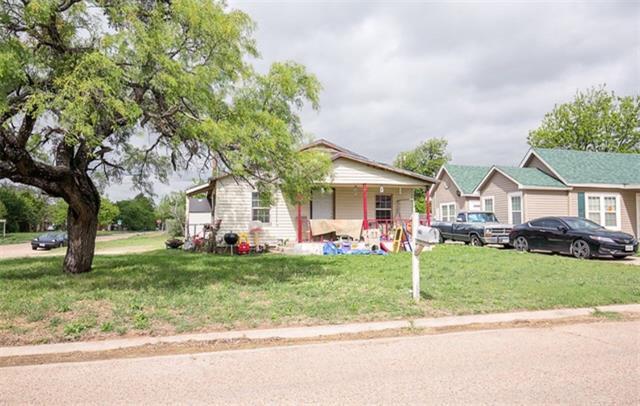 Photo of 1566 Oak Street  Abilene  TX