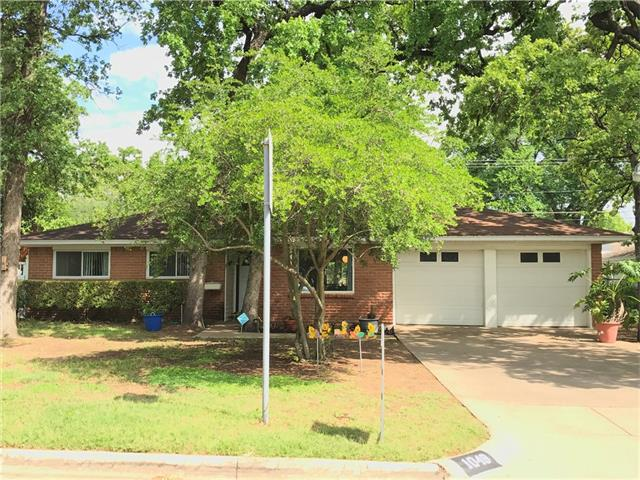 Photo of 1049 Keith Drive  Hurst  TX