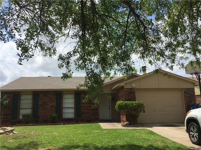 Photo of 5312 Gibson Drive  The Colony  TX