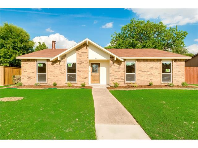 Photo of 417 Sandy Knoll Drive  Coppell  TX