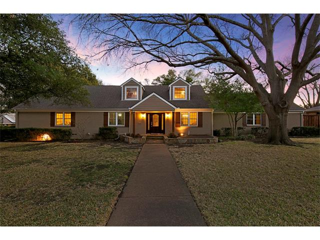 Photo of 7560 Stonecrest Drive  Dallas  TX