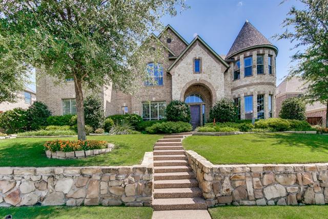 1836 Walnut Springs Drive Allen, TX 75013