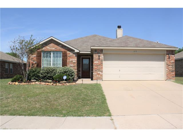 Photo of 612 Bent Oak Drive  Fort Worth  TX