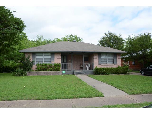 Photo of 107 Laurel Street  Lancaster  TX