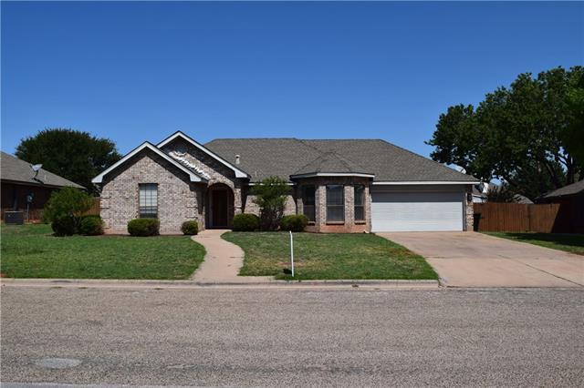 Photo of 7741 John Carroll Drive  Abilene  TX