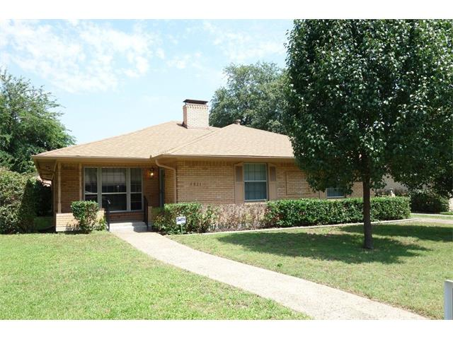 Photo of 6821 Kingsbury Drive  Dallas  TX