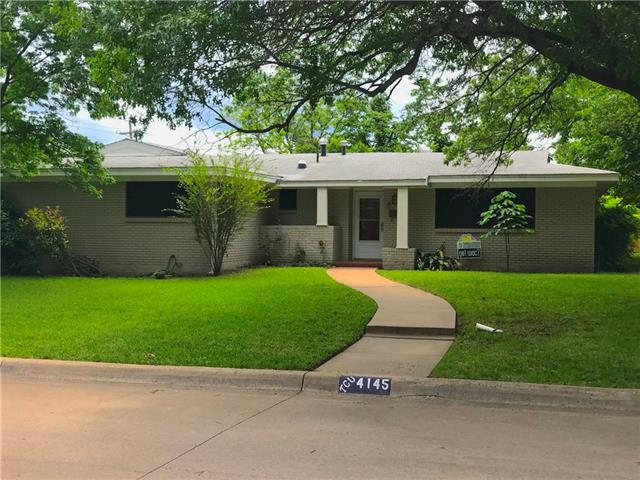 Photo of 4145 Whitfield Avenue  Fort Worth  TX