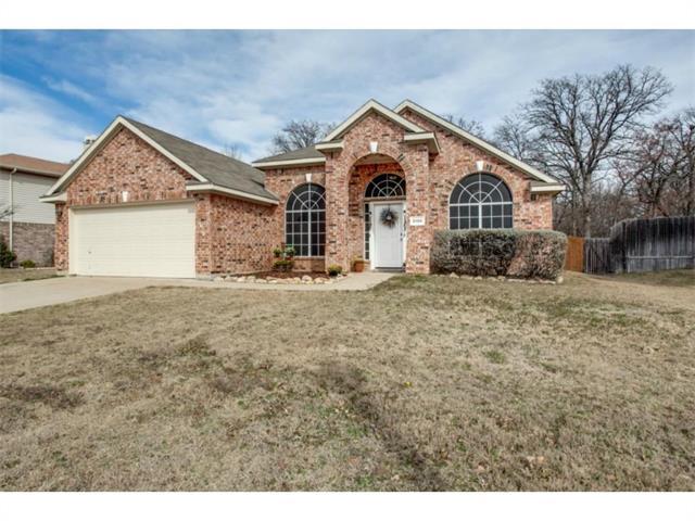 Photo of 8105 Settlement Drive  Denton  TX