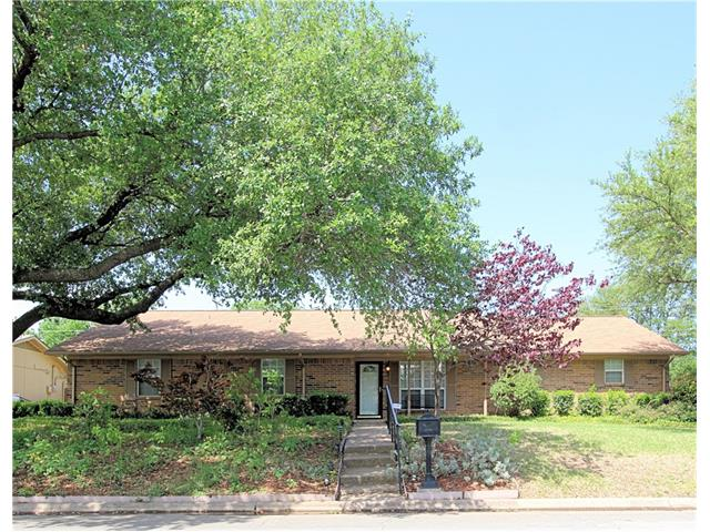 Photo of 2321 Georgetown Drive  Denton  TX