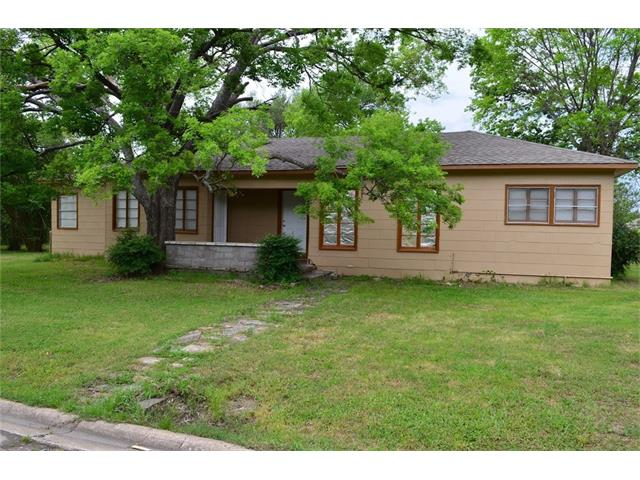 Photo of 2501 Campbell Street  Commerce  TX