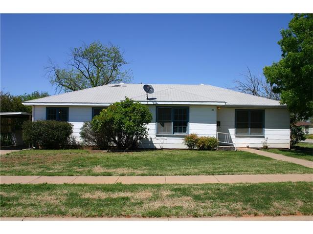 Photo of 409 E Oklahoma Avenue  Sweetwater  TX