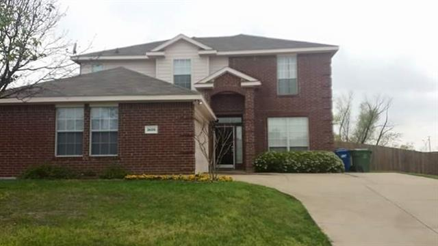 Photo of 3605 Georgetown Drive  Sachse  TX