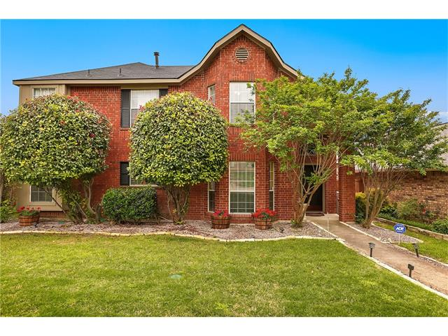 Photo of 1108 Heather Lane  Carrollton  TX