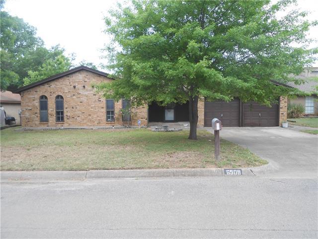Photo of 6509 Paula Court  North Richland Hills  TX
