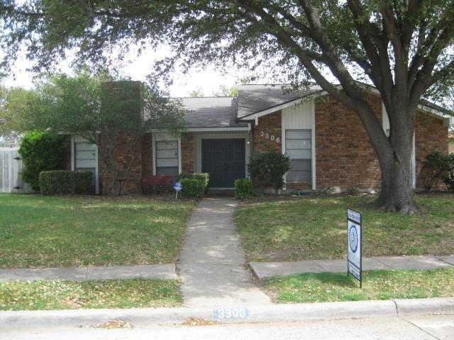 Photo of 3306 Flameleaf Street  Garland  TX