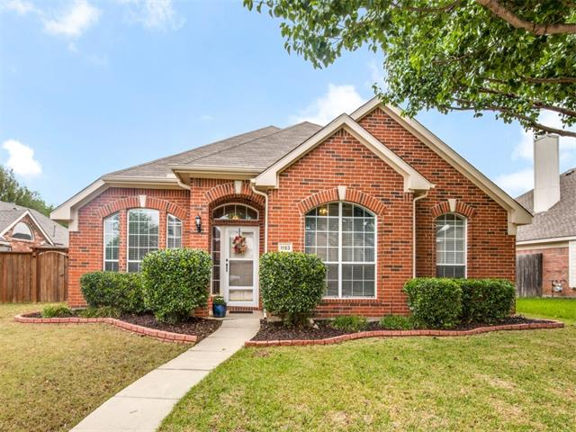 Photo of 1193 Valley Oaks Drive  Lewisville  TX