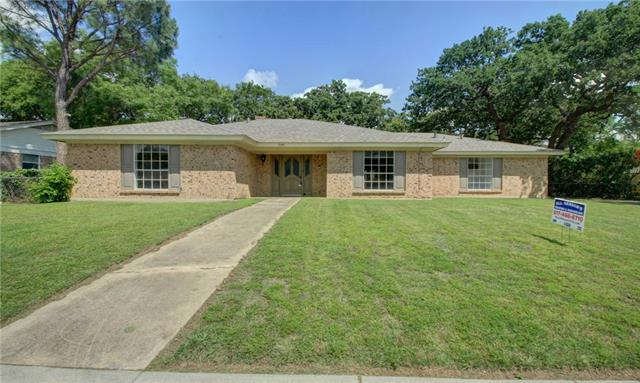 Photo of 2240 Shady Brook Drive  Bedford  TX