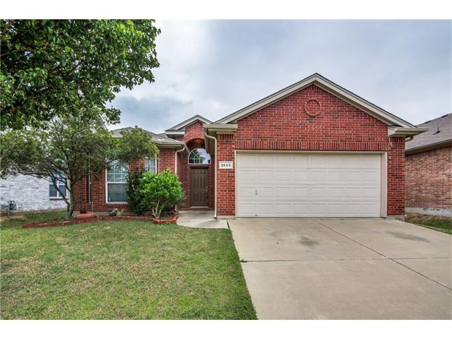 Photo of 2649 Evening Shade Drive  Fort Worth  TX