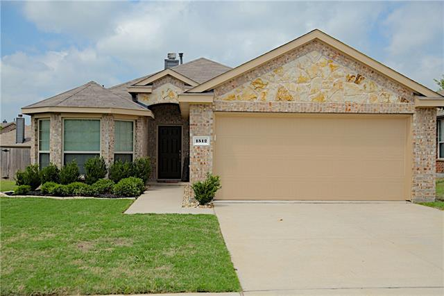 Photo of 1512 Stanford Drive  Van Alstyne  TX