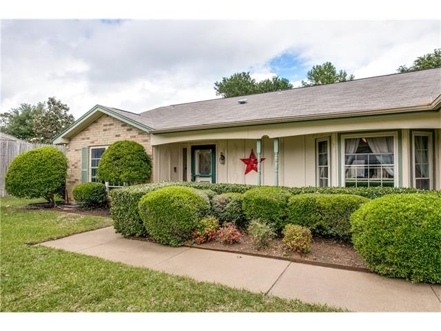Photo of 205 Stanford Drive  Bedford  TX