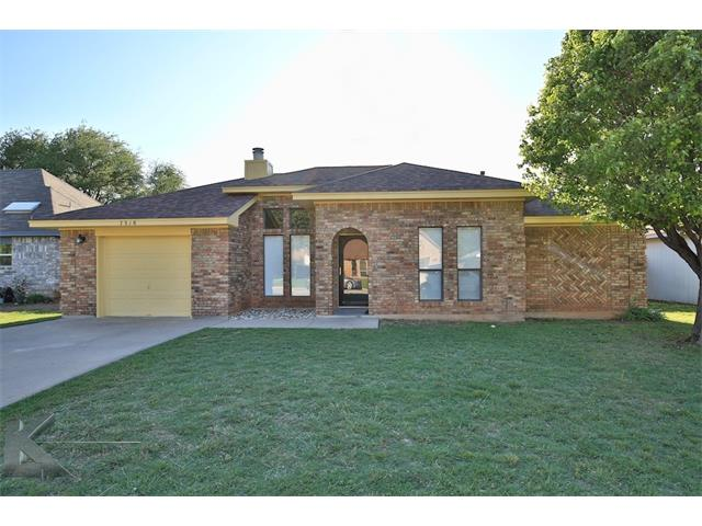 Photo of 7318 Clariece Drive  Abilene  TX