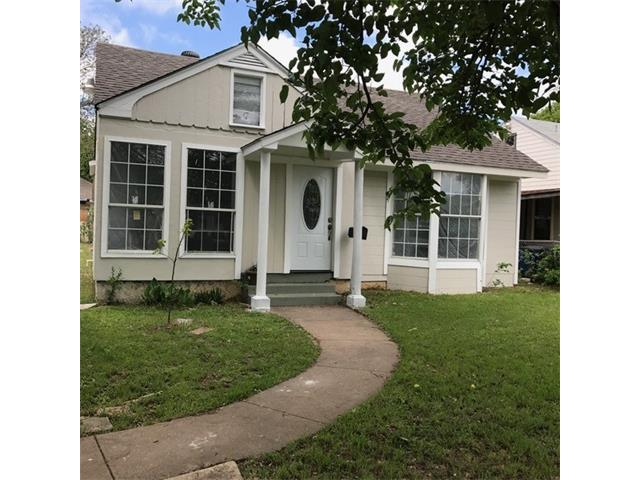 Photo of 707 N Barnett Avenue  Dallas  TX