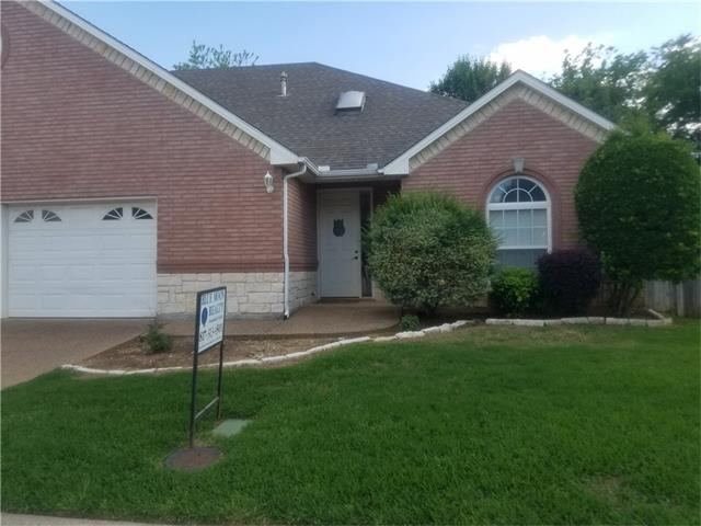 Photo of 2512 Autumn Shade Court  Bedford  TX