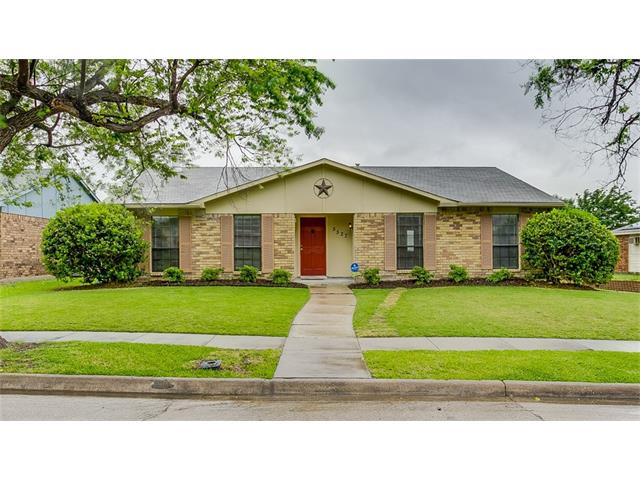 Photo of 5527 Vaden Street  The Colony  TX