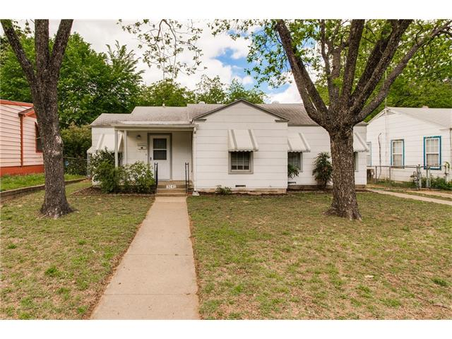 Photo of 3745 Carnation Avenue  Fort Worth  TX