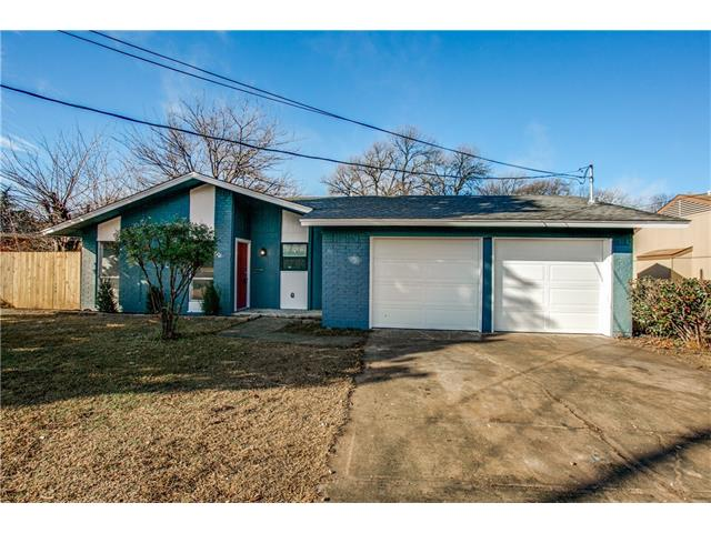 Photo of 7811 Leigh Ann Drive  Dallas  TX