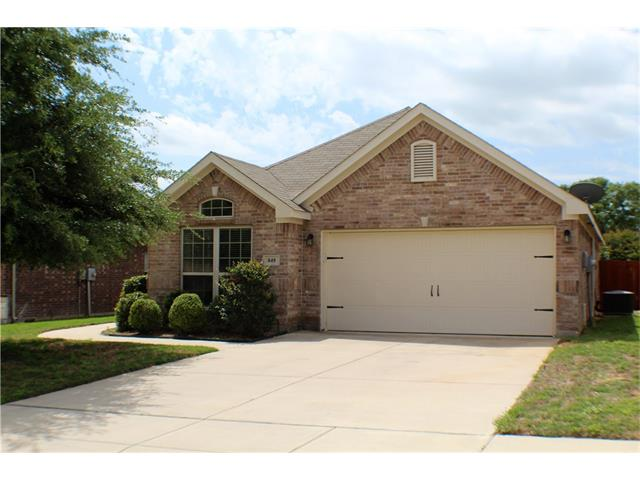 Photo of 849 Jodie Drive  Weatherford  TX