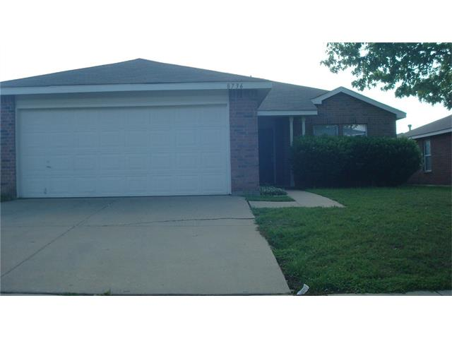 Photo of 8736 Stonebriar Lane  Fort Worth  TX