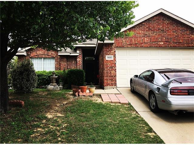 Photo of 5432 Kingsknowe Parkway  Fort Worth  TX
