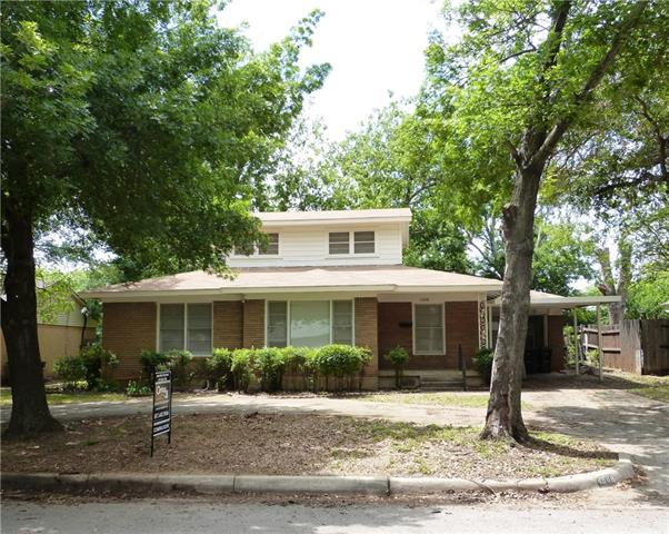 Photo of 4608 Cole Street  Fort Worth  TX