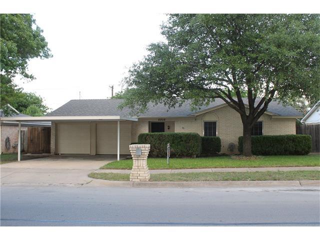 Photo of 6808 Echo Hill Drive  Watauga  TX
