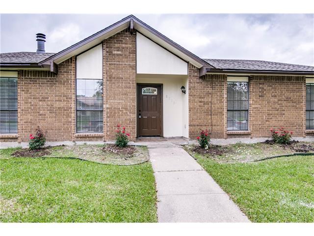Photo of 8313 Woodside Road  Rowlett  TX