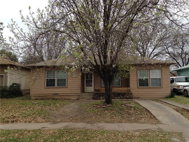 Photo of 4228 S Adams Street  Fort Worth  TX