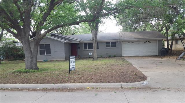 Photo of 5900 Walla Avenue  Fort Worth  TX