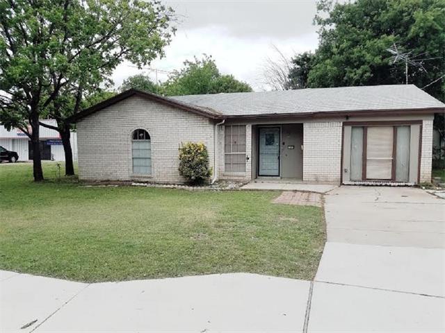 Photo of 3303 Gene Lane  Haltom City  TX