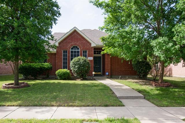 Photo of 7279 Saint Augustine Drive  Frisco  TX