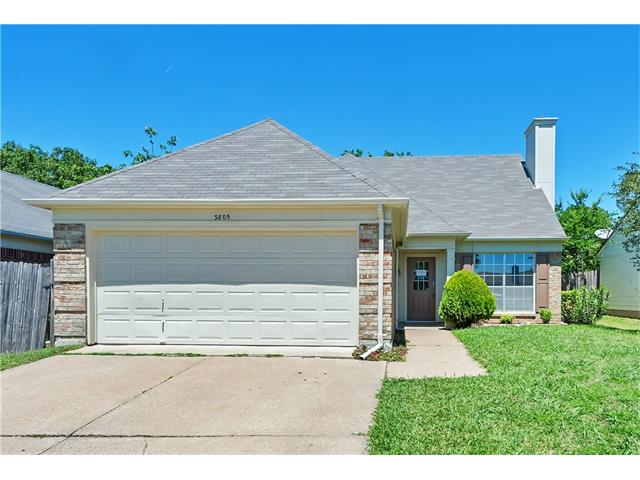 Photo of 3805 Waxwing Circle S  Fort Worth  TX
