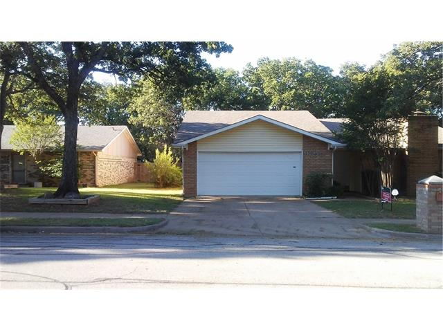 Photo of 3725 Aspenwood Drive  Bedford  TX