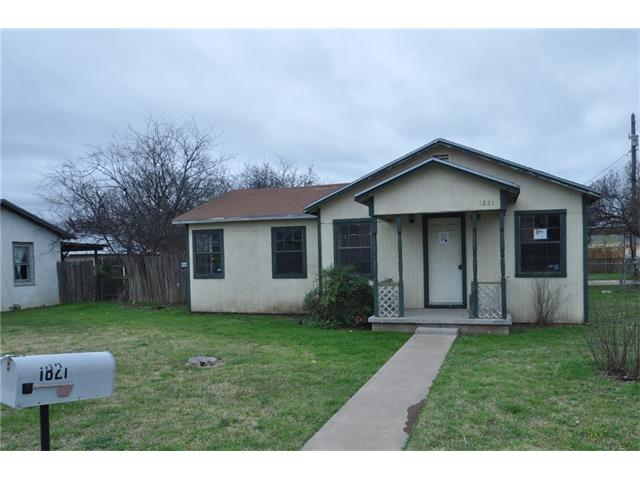 Photo of 1821 Colorado Avenue  San Angelo  TX