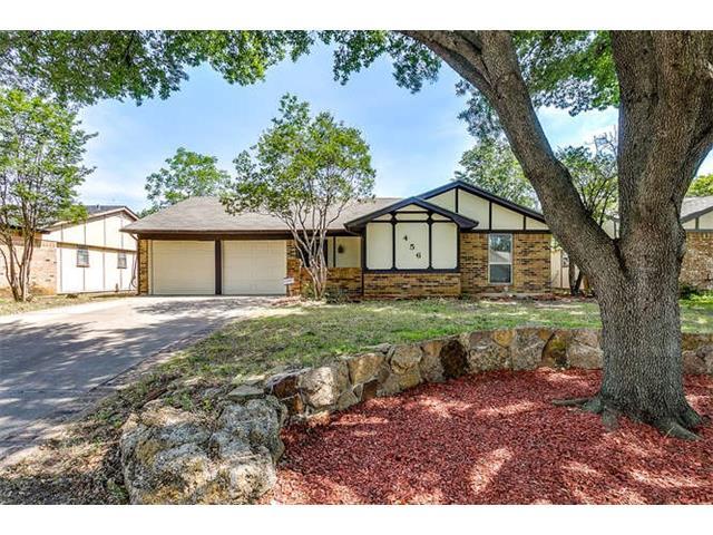 Photo of 456 Berkshire Drive  Burleson  TX