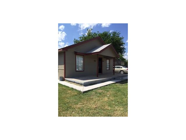 Photo of 866 Sycamore Street  Abilene  TX