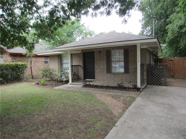 Photo of 1114 E Mulberry Street  Denton  TX